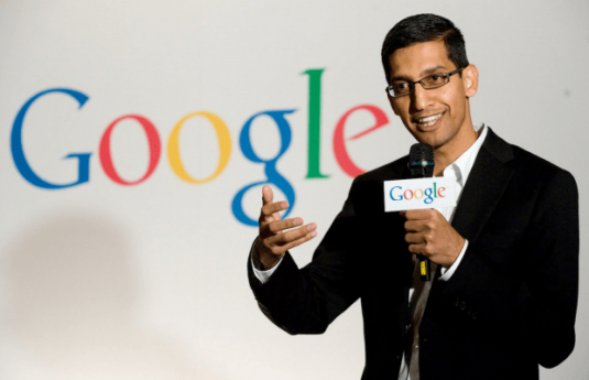 breakfast with sundar pichai from google - unpocogeek.com