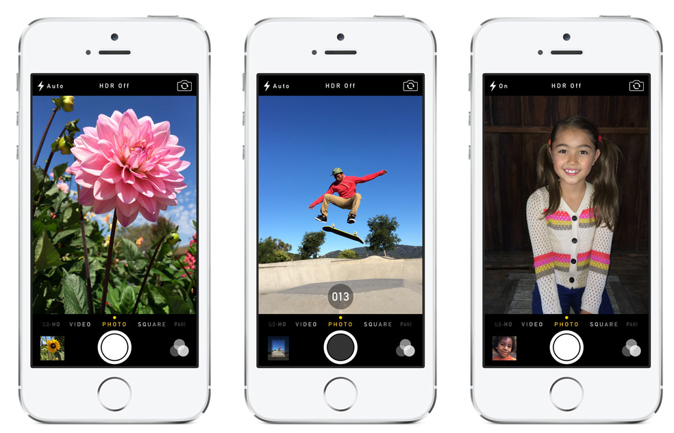 iphone 5s new camera specs - unpocogeek.com