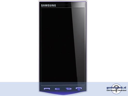 Primer Samsung con bada