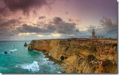 Faro de Cabo Rojo (Red Cape Lighthouse) on Punta Jaguey, Puerto Rico