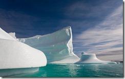 Icebergs in Greenland, Alluitsup Paa, Greenland
