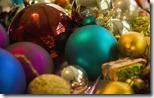 Close-up of ornaments