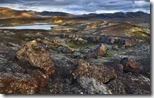 Veiðivötn, Iceland