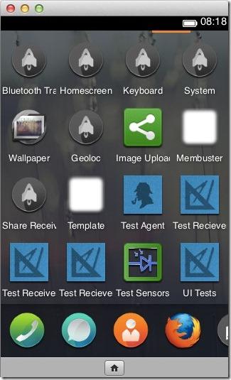 firefox OS emulator for firefox - unpocogeek.com