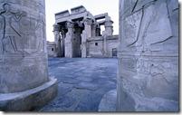 Kom Ombo Temple, Kom Ombo, Egypt