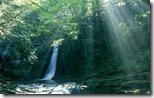 赤目四十八滝 (Akame Shijyuhachi Waterfall, Japan)
