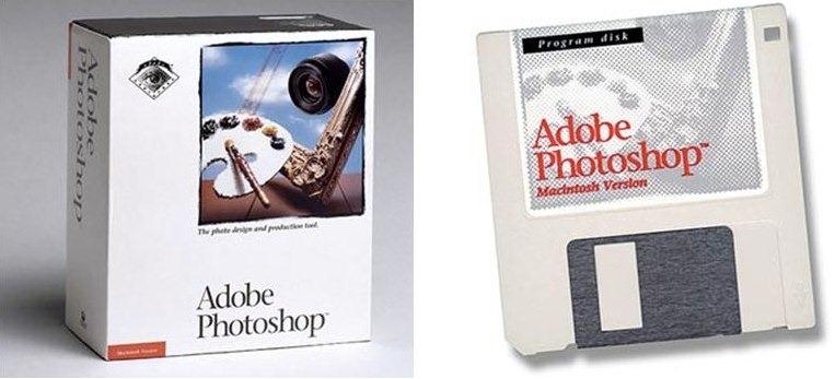 Código fuente de Photoshop 1.0 al museo