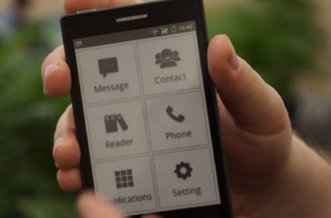 e-ink android phone - unpocogeek.com