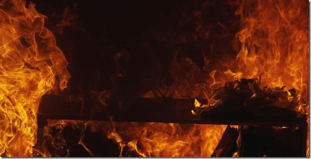 Phantom Flex 4K fire sample video - unpocogeek.com