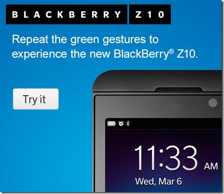 blackberry 10 demo in mobile browsers -1- unpocogeek.com