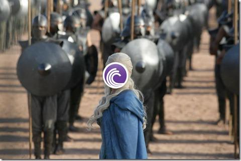 Game of Thrones, el show más pirateado