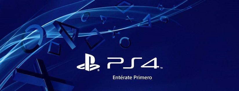 Mira en vivo la presentación de la PS4 por Sony en la E3