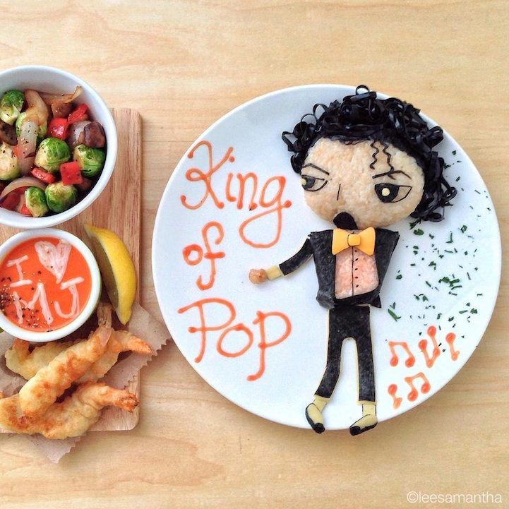 food art -11- unpocogeek.com