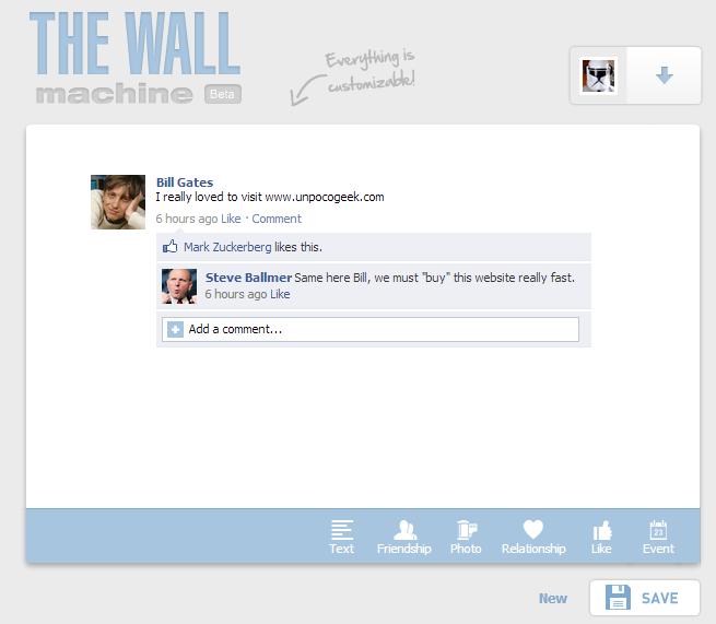 the wall machine - unpocogeek.com