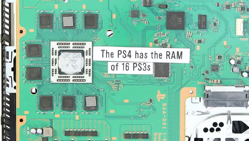 echos sobre la PS4 - unpocogeek.com