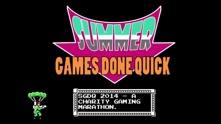 Summer Games Done Quick 2014 -unpocogeek.com