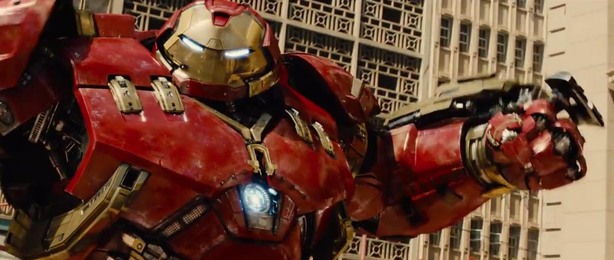 Marvel s  Avengers  Age of Ultron    Teaser Trailer  OFFICIAL  - hulk buster - unpocogeek.com