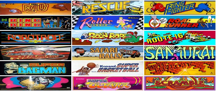 900 videojuegos arcade en tu navegador web - unpocogeek.com