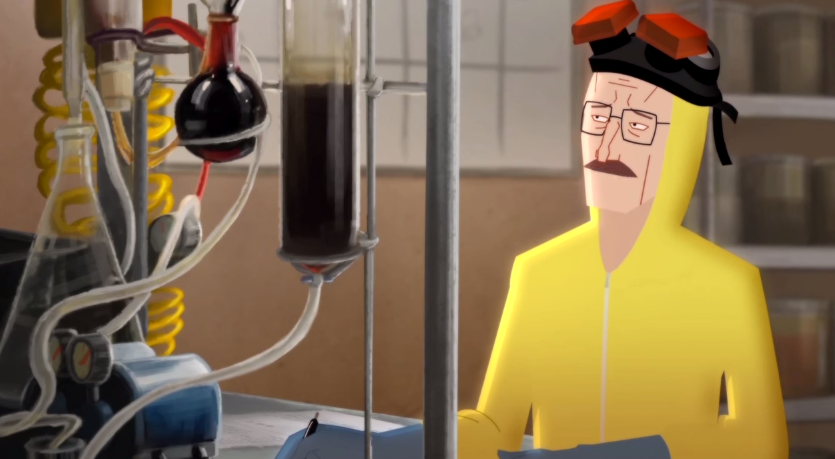 Do You Want to Build a Meth Lab   Frozen x Breaking Bad Parody _ unpocogeek.com