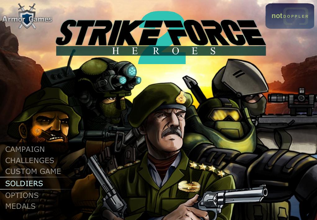Juego Strike Force Heroes 2   Pais de los Juegos - unpocogeek.com
