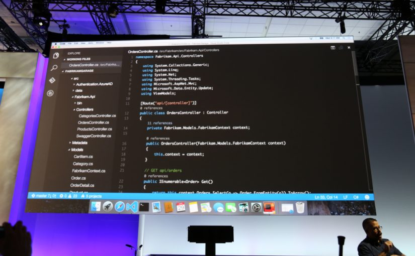 Microsoft lanza Visual Studio Code, editor de código multiplataforma