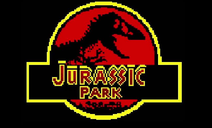 Jurassic Park - 8 Bit Cinema_unpocogeek.com