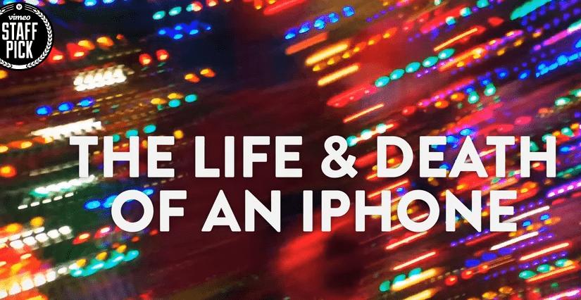 Vida, muerte y vida de un iPhone