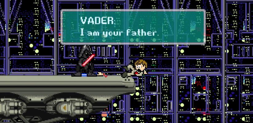 Star Wars Original Trilogy   8 Bit Cinema_unpocogeek.com