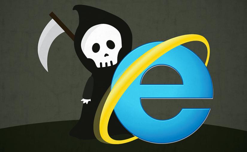 Microsoft deja sin soporte a Internet Explorer 8, 9 y 10