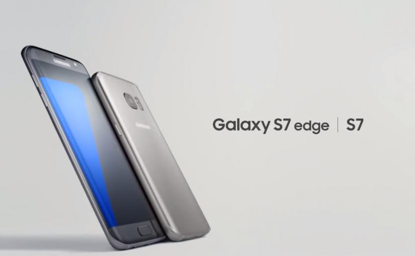 Samsung Galaxy S7 y S7 Edge, más potencia mismo diseño