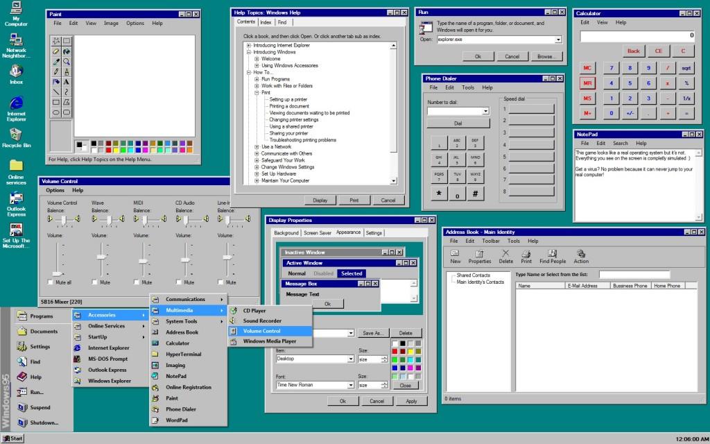 Windows95applications_unpocogeek.com