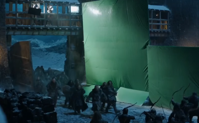 Game of Thrones, detrás de escena de los primeros dos episodios de la sexta temporada
