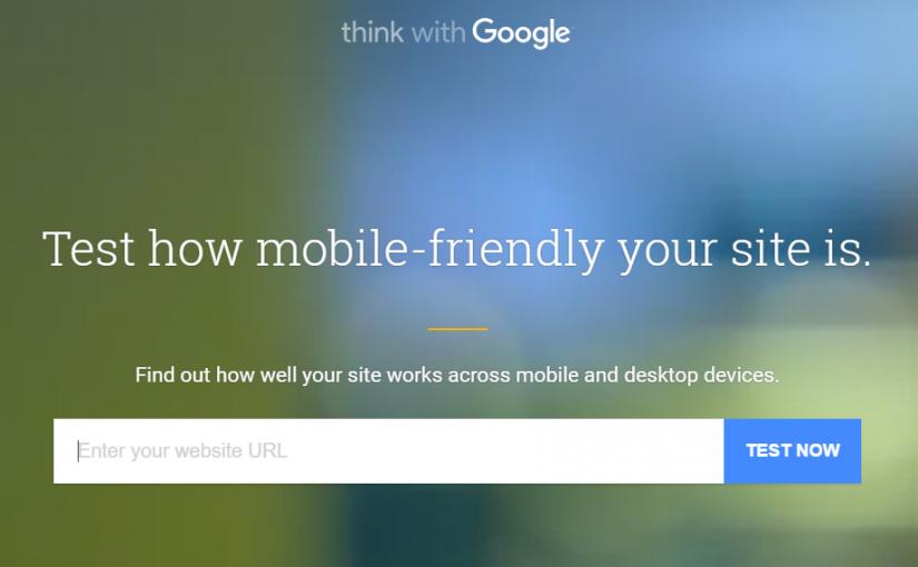 Verifica la velocidad y adaptabilidad de tu sitio web con esta nueva herramienta de Google