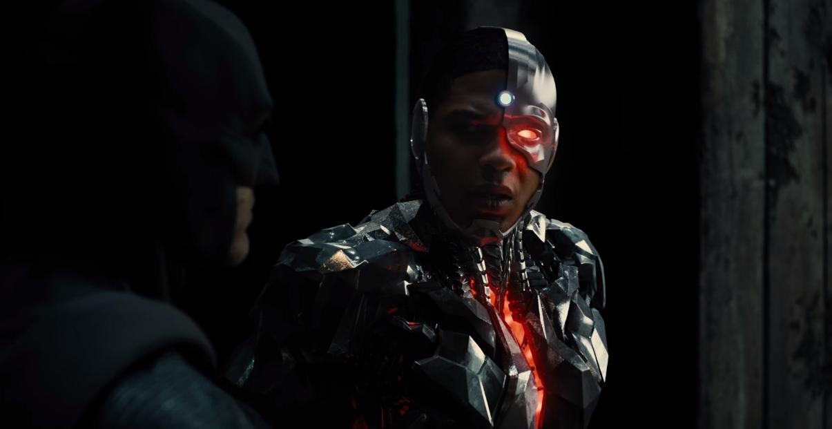 Justice Leage primer trailer