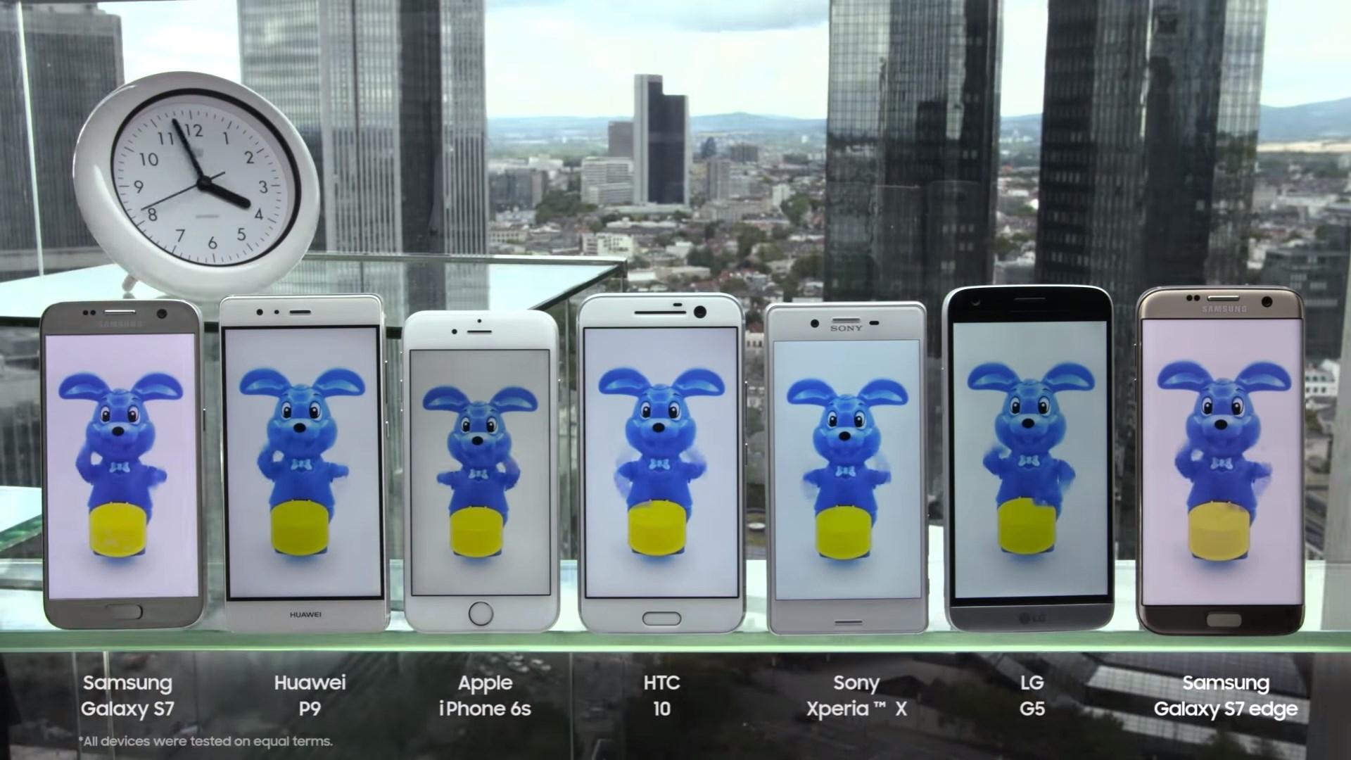 Samsung prueba de baterias unpocogeek.com