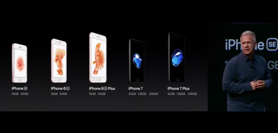 iPhone 7 resumen del evento