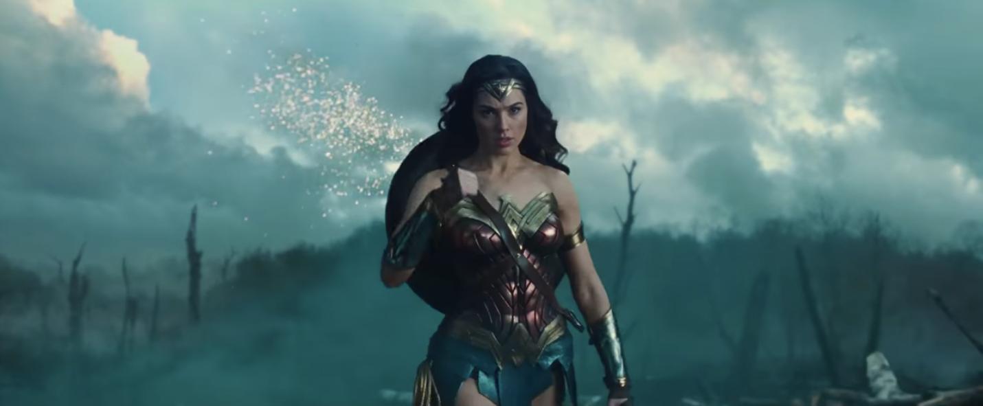 Mujer Maravilla, nuevo trailer