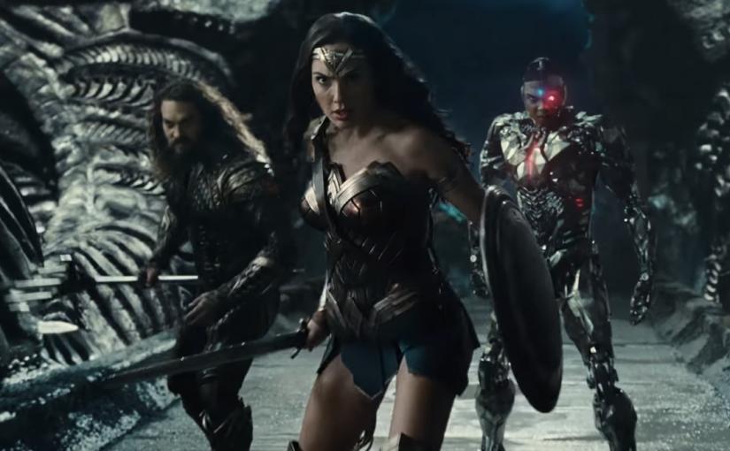 Liga de la Justicia, primer trailer oficial completo