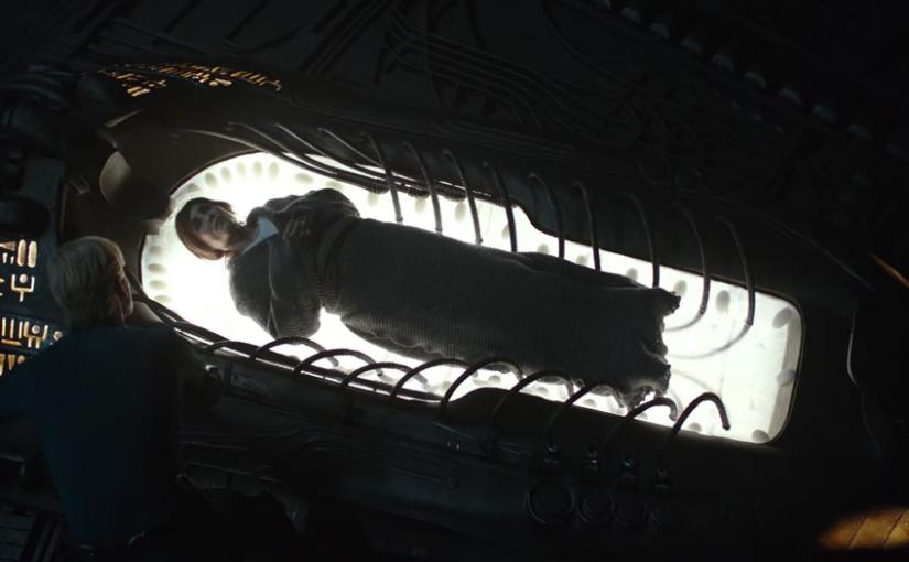 Alien: Covenant, prólogo que une esta con los sucesos de Prometheus