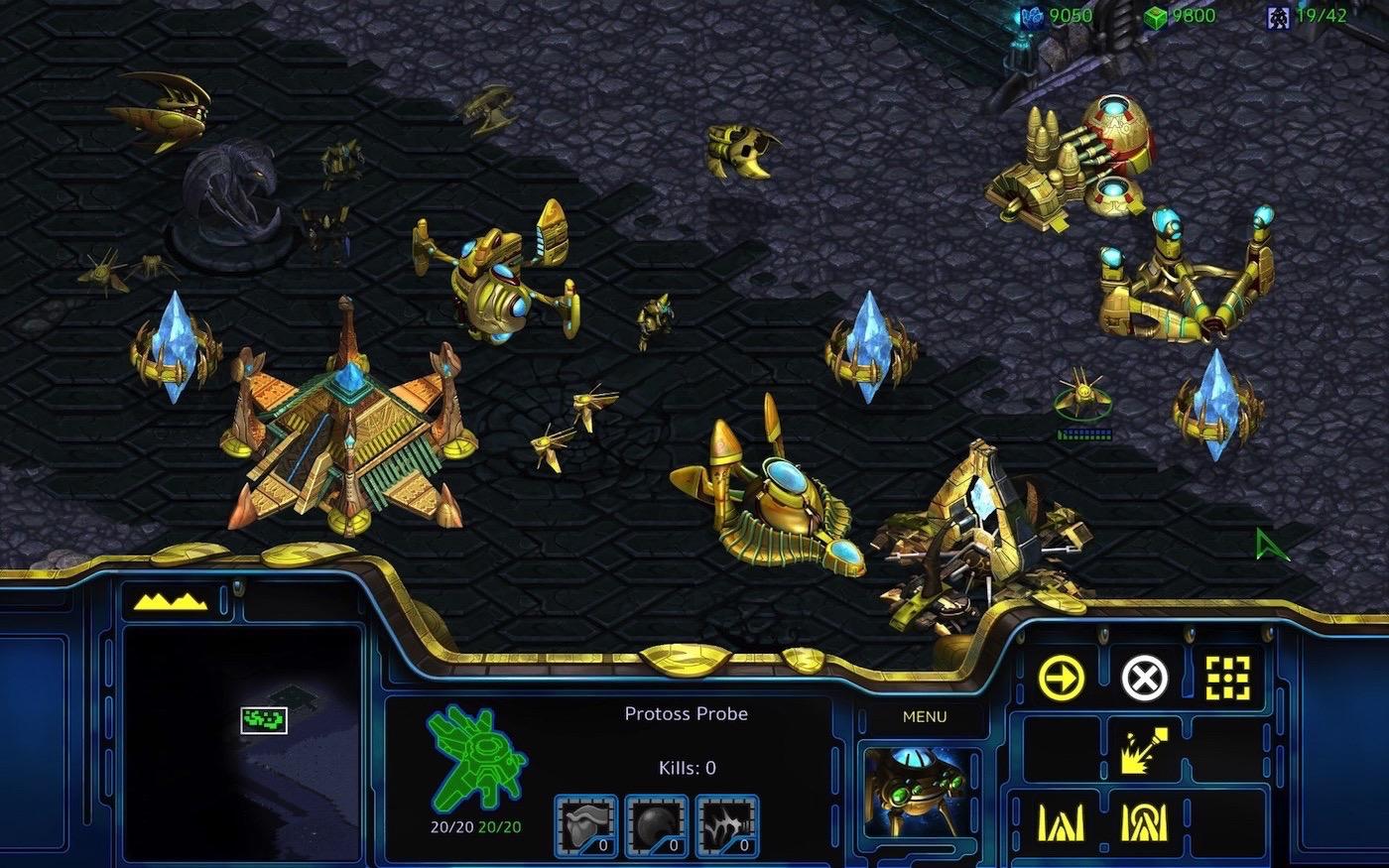 starcraft y brood war gratis para pc y mac