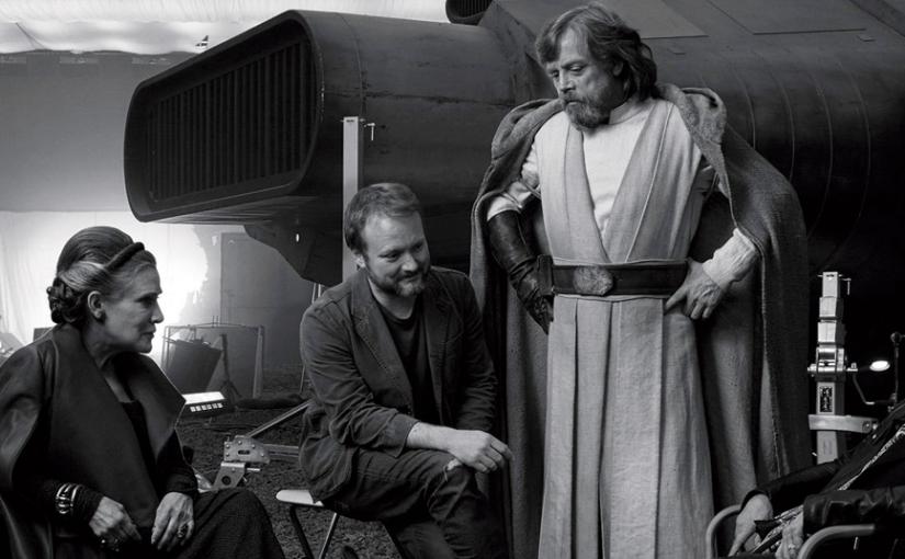 Star Wars: The Last Jedi, nuevas y emocionantes imágenes
