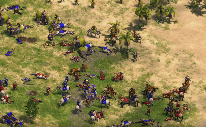 Age of Empires, Microsoft anunció el relanzamiento de este clásico, ahora con soporte para altas resoluciones y más