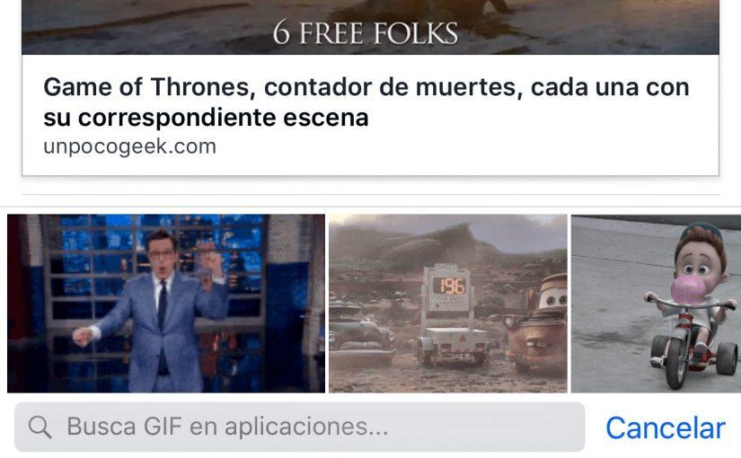Facebook añade soporte para gifs en los comentarios