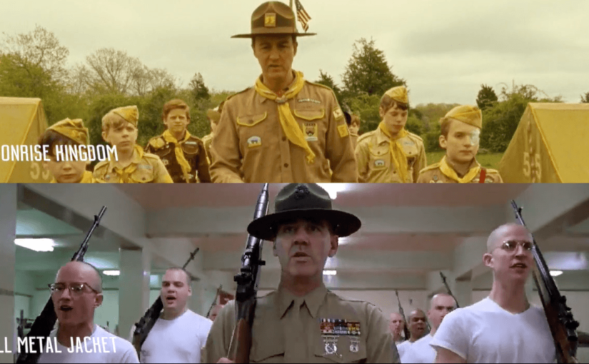 Escenas de películas que rinden homenaje a otras
