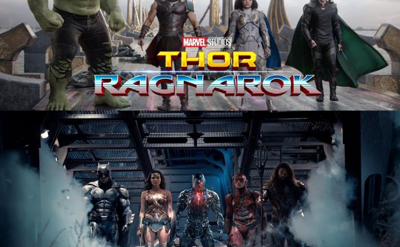 San Diego Comic-Con 2017, Marvel y DC mano a mano con Justice League y Thor: Ragnarok