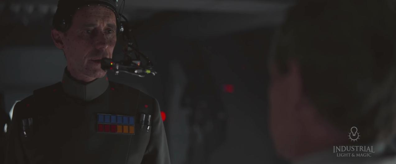 Rogue One: A Star Wars Story, efectos especiales