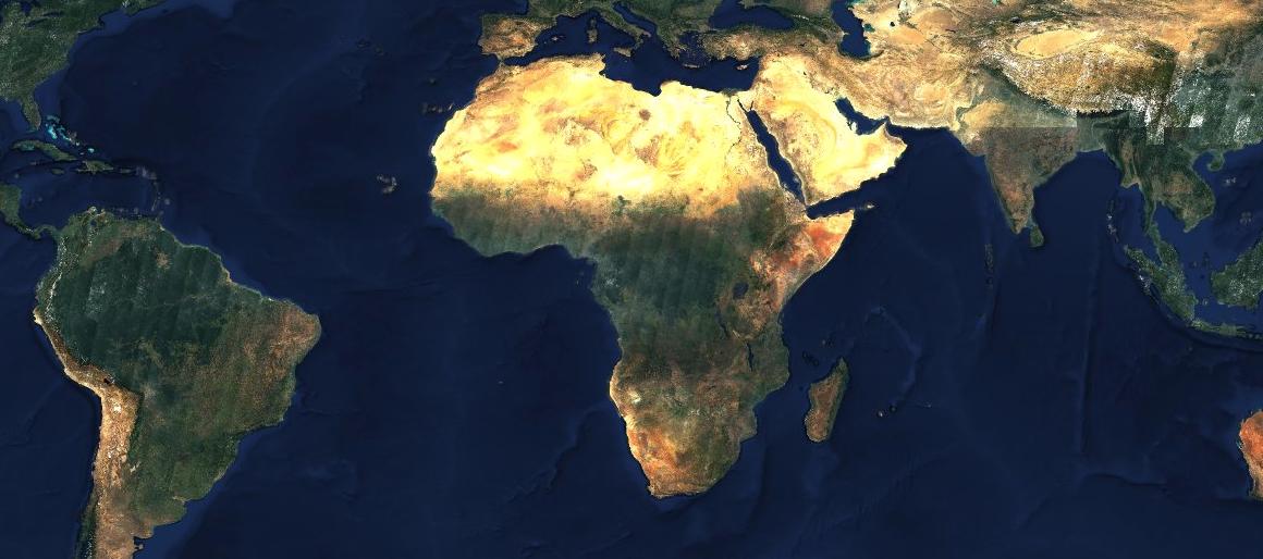 La fotografía de 80 trillones de píxeles de la tierra