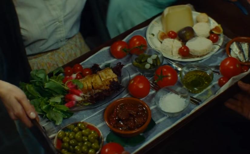 La comida en las películas