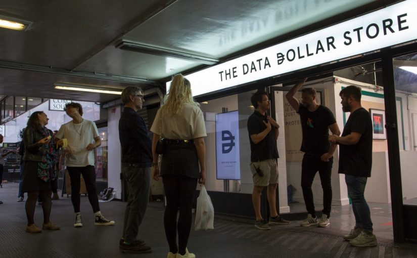 La tienda que acepta datos personales como forma de pago