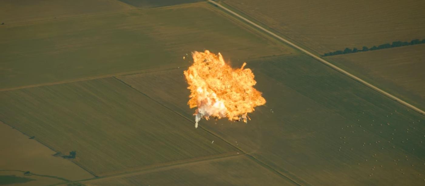 Los cohetes fallidos de SpaceX